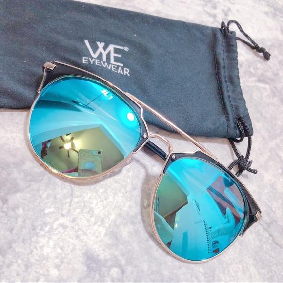 022f6aafb1936 Blue Polarized Sunnies- NEW
